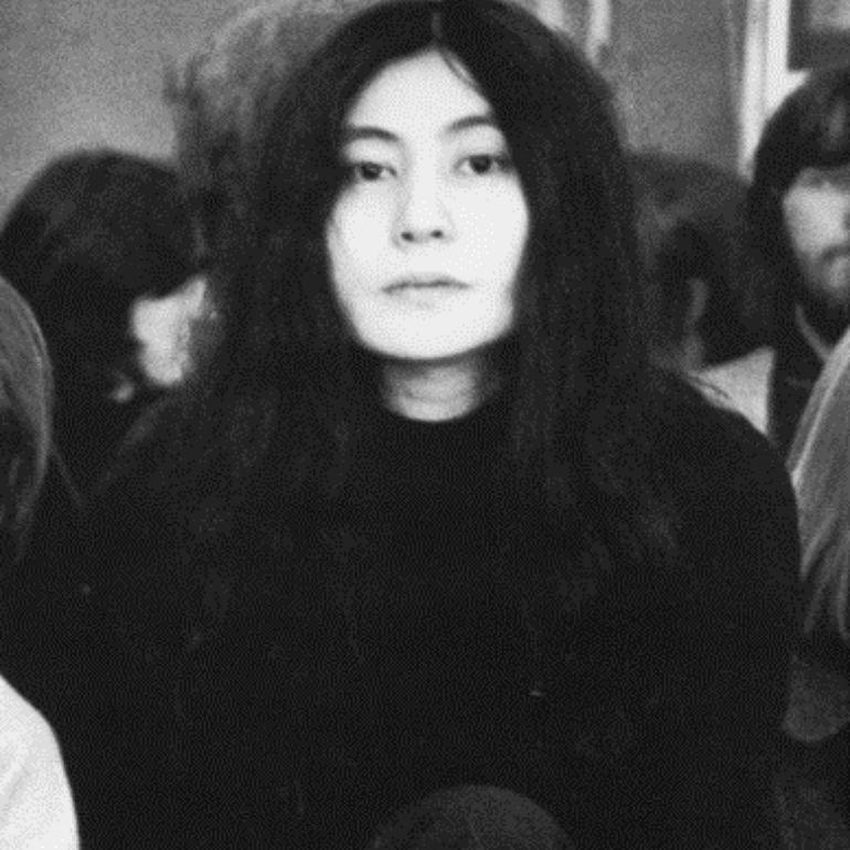 Yoko Ono Nude Photos 77