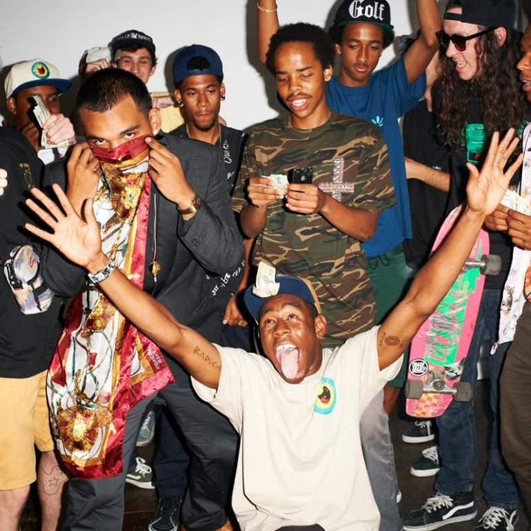 odd future discover music on nts