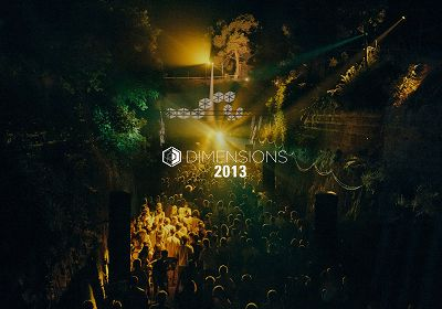 Dimensions Festival 2013 13.08.13 Radio Episode