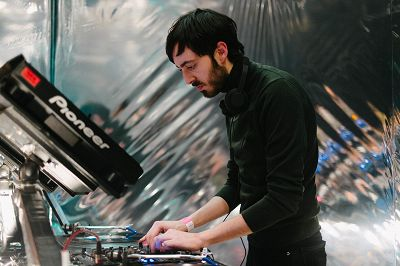 Parallel Visions – Palindrome – Tom Furse (The Horrors) 08.02.14 Radio Episode