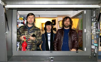Ed Banger w/ Busy P & Justice 28.11.15 Radio Episode