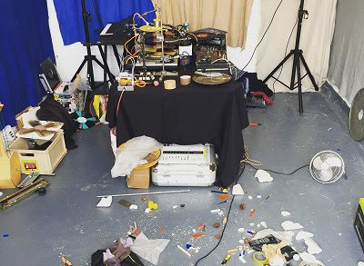 Fractal Meat On A Spongy Bone - Mechanical Laboratory of Antimatter 13.09.16 Radio Episode