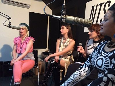 VFD x Punk My Queer Takeover w/ Cara, Bishi, Reba & Michelle 25.06.16 Radio Episode