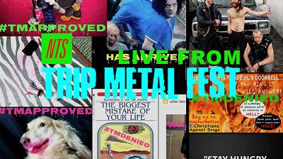 Count Mack - Live From Trip Metal Festival  29.05.16 Radio Episode