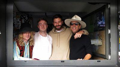 Mount Kimbie, William Basinski & Connan Mockasin 15.09.15 Radio Episode
