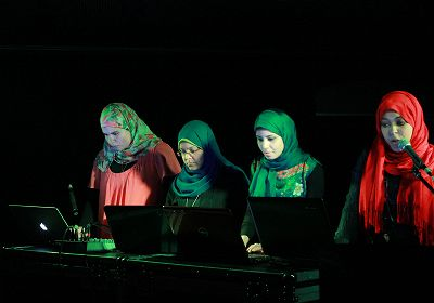 Egyptian Females Experimental Music Session (Live from Borealis Festival) 11.03.16 Radio Episode