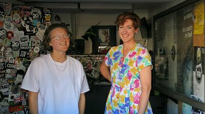 Beatrice Dillon & Karen Gwyer 18.07.16 Radio Episode