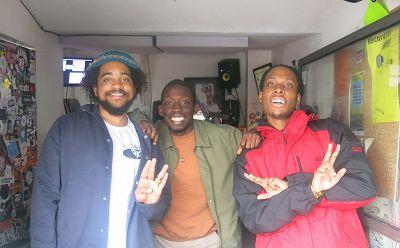 Touching Bass w/ Shaun Sky & Rohan Ayinde 17.09.16 Radio Episode