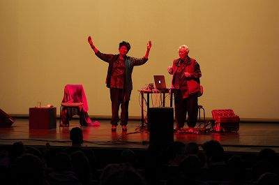 Pauline Oliveros & Ione: Mountain Above/ Fire Below (Live From CTM) 05.02.16 Radio Episode