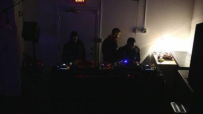 Galcher Lustwerk - White Material Live From Texas 08.01.16 Radio Episode