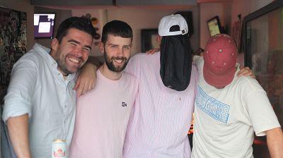 The Slip w/ Rory Bowens, PLO Man, C3D-E & Brian Not Brian 24.09.16 Radio Episode