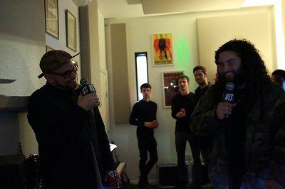 Converse Weekend w/ Prefuse 73 04.12.15 Radio Episode