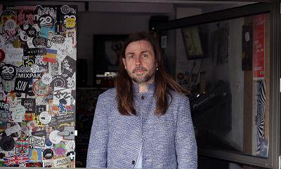 Mark Leckey 23.08.16 Radio Episode