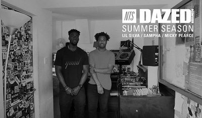 Lil Silva, Sampha & Mickey Pearce - Dazed Summer Season 04.07.13 Radio Episode