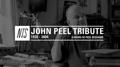 John Peel Tribute (Side A)  25.10.14 Radio Episode