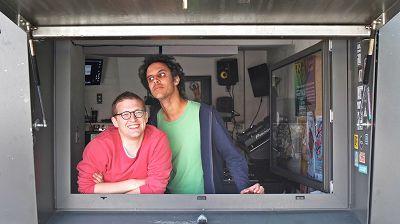 Floating Points & Four Tet 15.06.15 Radio Episode