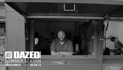 Prosumer - Dazed Summer Season 05.08.13 Radio Episode