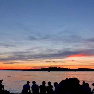 Dimensions Festival 2014 - Bones On The Beach w/ Floating Points & CKTL  30.08.14 Radio Episode