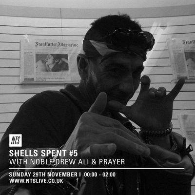 Shells Spent w/ Noble Drew Ali & Prayer 30.11.15 Radio Episode