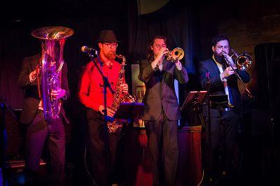 Brass Gumbo - Live From The Brass & Crimson Edinburgh 21.07.16 Radio Episode