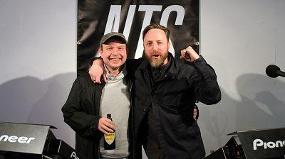 Jon K & Tom Boogizm - Live From SFTOC 01.05.16 Radio Episode