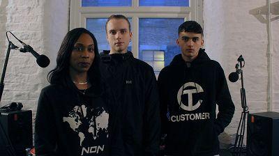 Nkisi, Lexxi & Croww - NTS Manchester 01.04.16 Radio Episode