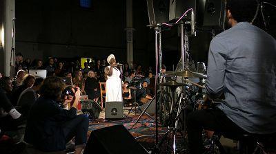 Daymé Arocena (Original Material) - Live At Church of Sound  13.07.16 Radio Episode