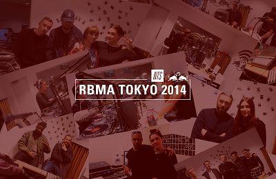 Mumdance In Conversation With Moxie - RBMA Tokyo 2014 10.10.14 Radio Episode