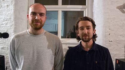 meandyou w/ Andrew Lyster & Herron 25.09.16 Radio Episode