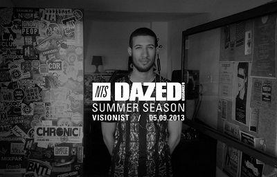 Visionist - Dazed Summer Season 12.09.13 Radio Episode