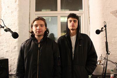 High Bank w/ Florentino & Croww  31.12.15 Radio Episode
