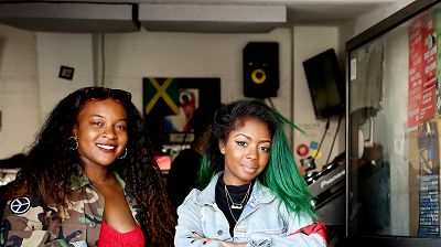 Siobhan Bell & Ray BLK  18.05.16 Radio Episode