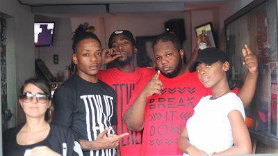 Covco, DJ Earl, Sirr TMO & Dre  29.09.16 Radio Episode