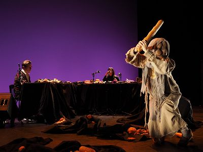 Anna Homler & Steven Warwick: Breadwoman (Live From CTM) 05.02.16 Radio Episode