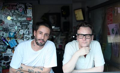 Channeling w/ Ivan Smagghe & Nathan Gregory Wilkins 23.08.16 Radio Episode
