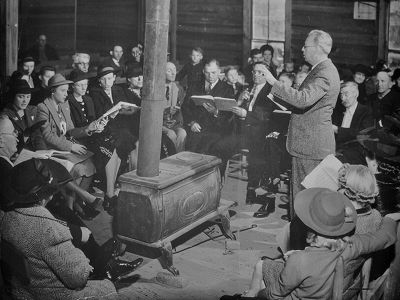 Death Is Not The End - Sacred Harp & Shape Note Singing Special 24.09.16 Radio Episode