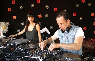 Veronica Vasicka & Silent Servant - NTS x RLR @ Dekmantel  02.08.15 Radio Episode