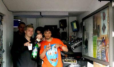 Bala Club w/ Kamixlo, Uli K & Yung Lean 05.05.16 Radio Episode