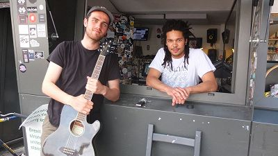 Rhythm Section w/ Bradley Zero & Jordan Rakei 08.06.16 Radio Episode