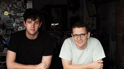 Floating Points & Jamie XX 18.08.16 Radio Episode