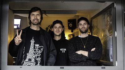 Ed Banger w/ Busy P, Paris Groove & Raphi 24.10.15 Radio Episode
