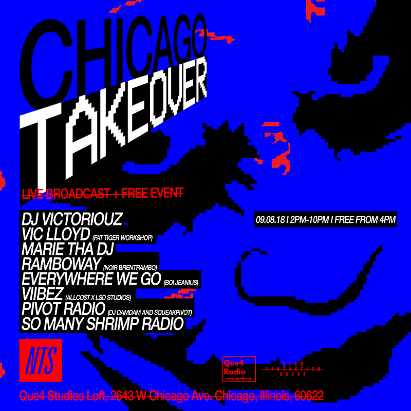 Chicago Takeover events Image