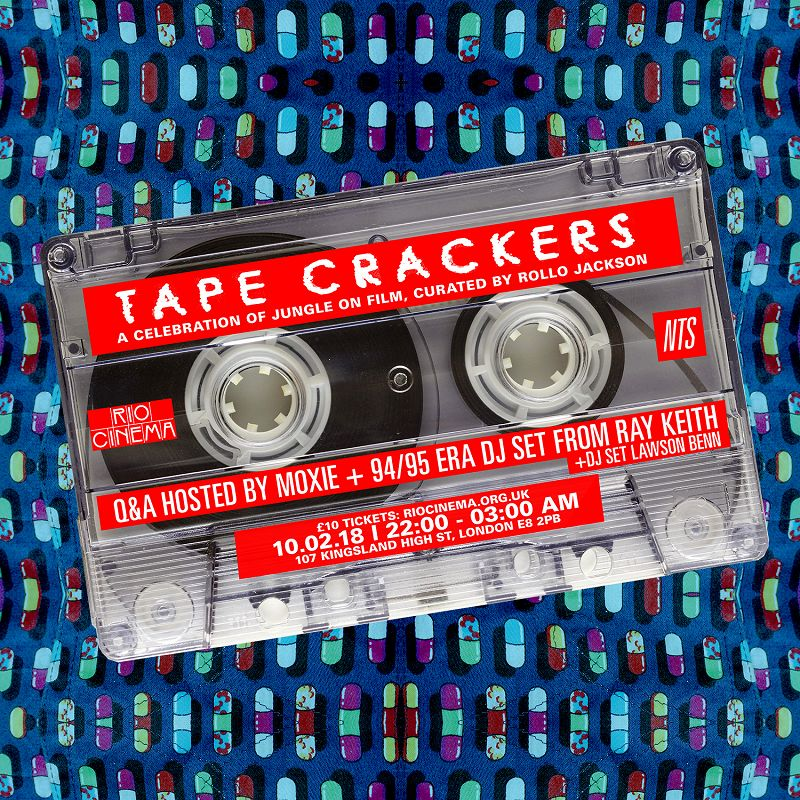 NTS & Rio Cinema: Tape Crackers events Image