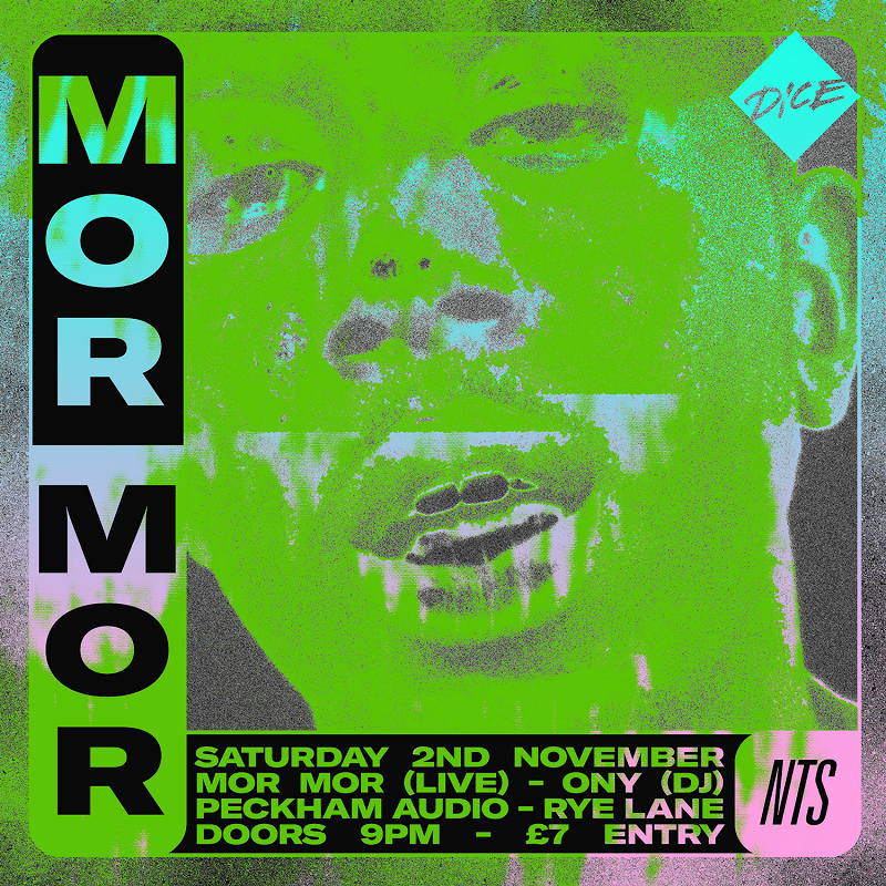 MorMor x NTS events Image