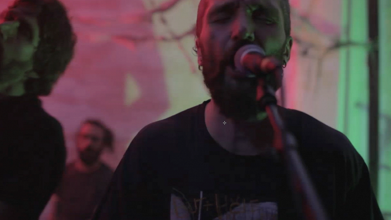 Tunnel Vision #4 : Gnod Live - 31.10.15 videos Image