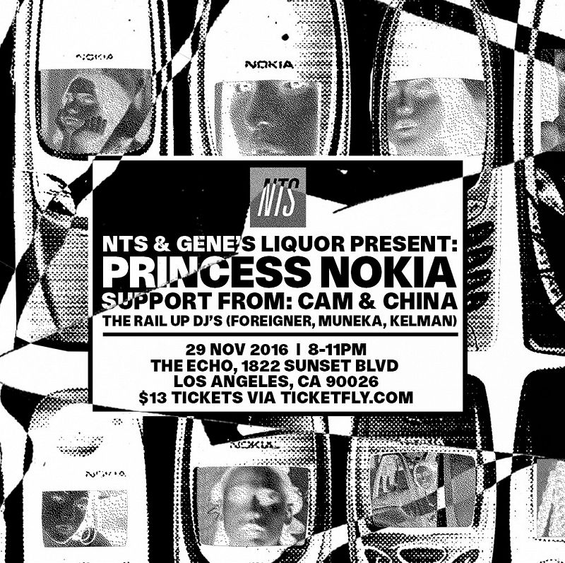 Princess Nokia Live at The Echo events Image
