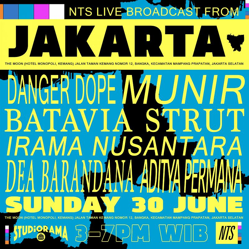 Live from Jakarta events Image