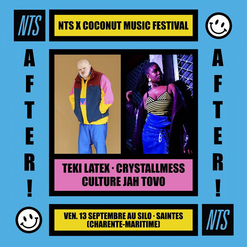 NTS x Coconut Festival Afterparty events Image