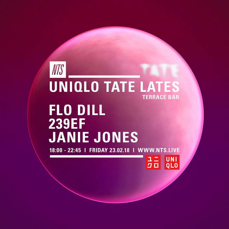 Uniqlo Tate Lates events Image