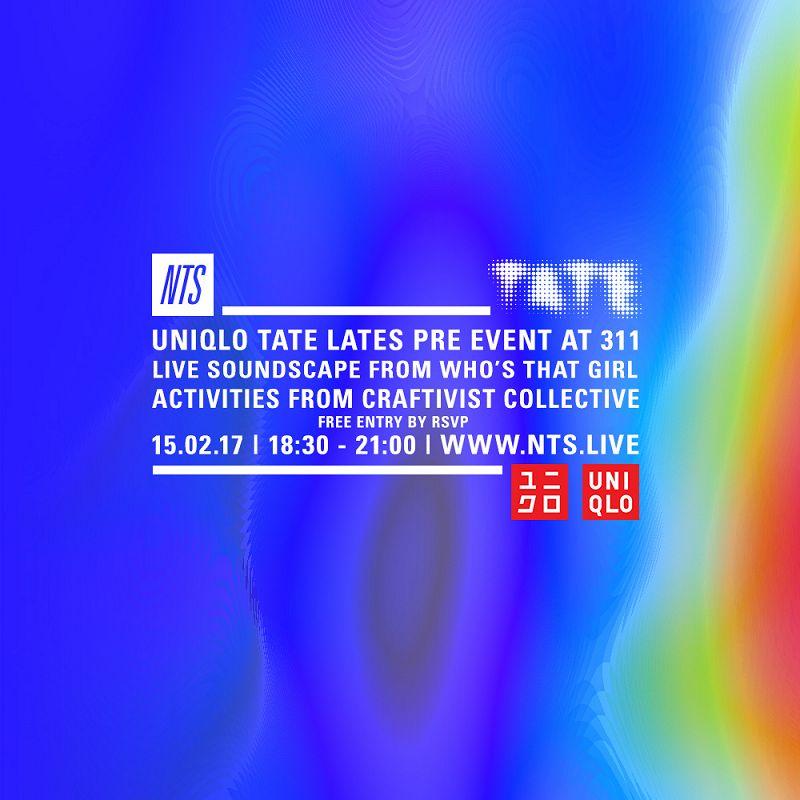 Uniqlo Tate Lates Pre-Event at 311 events Image